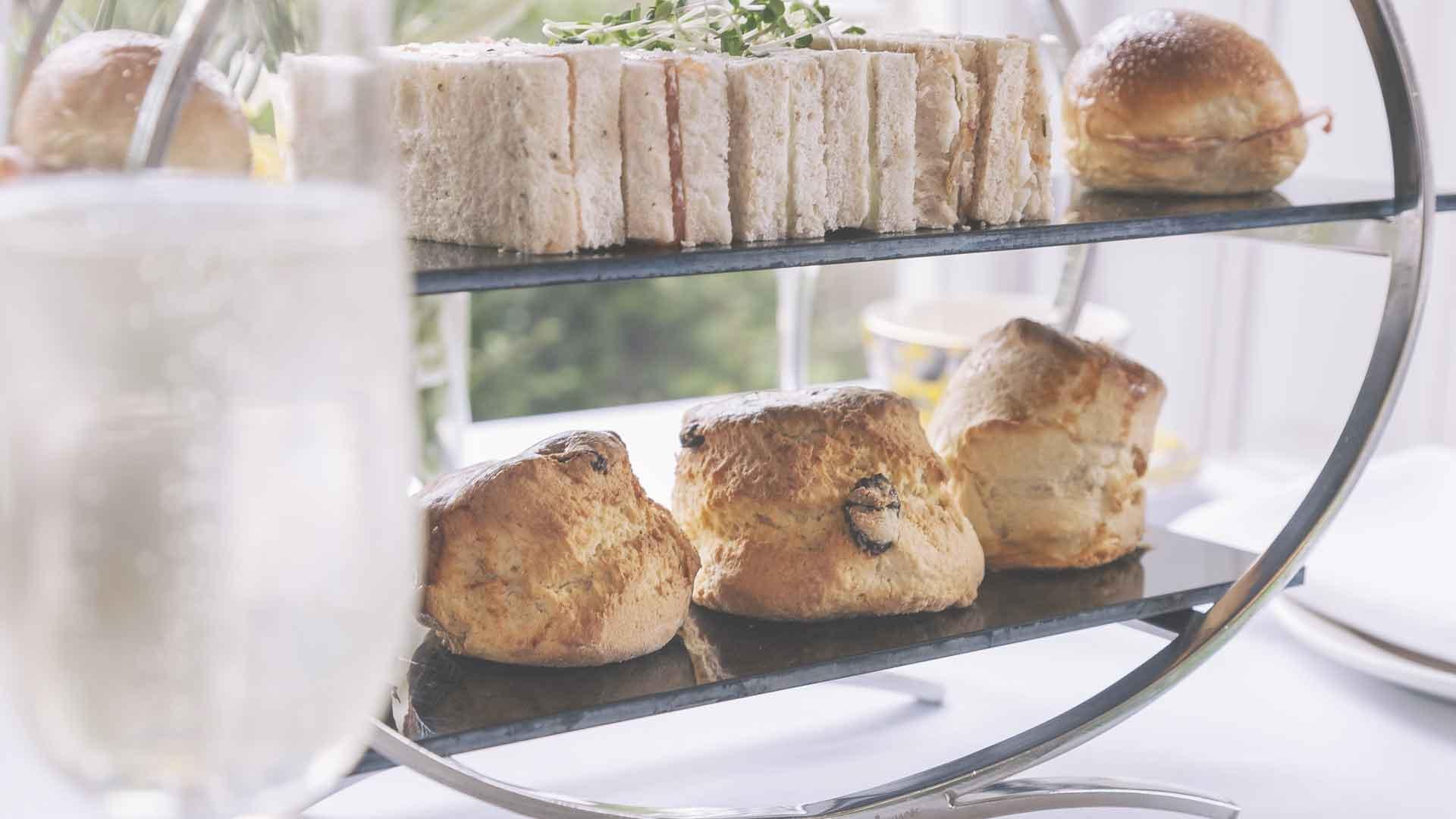 Oatlands Park Hotel fruit scones recipe