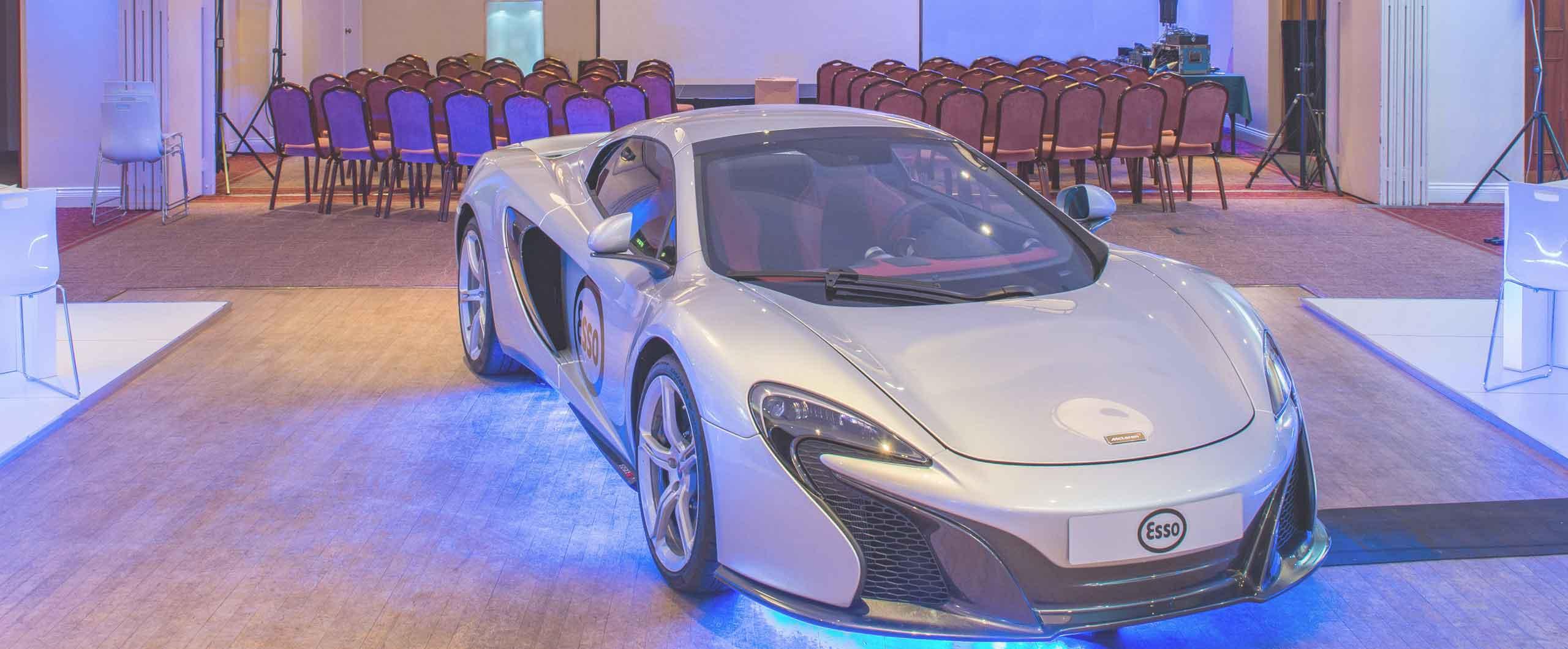 McLaren Car event