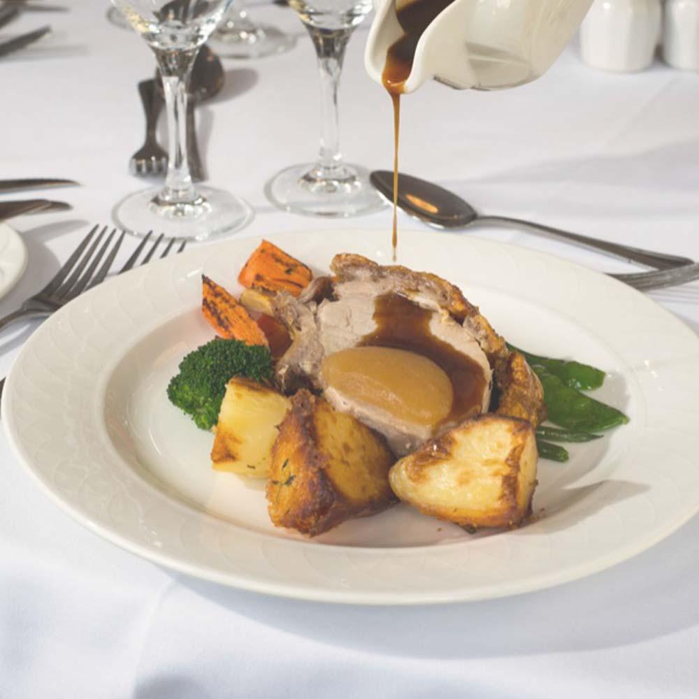 Sunday Lunch in Weybridge Surrey