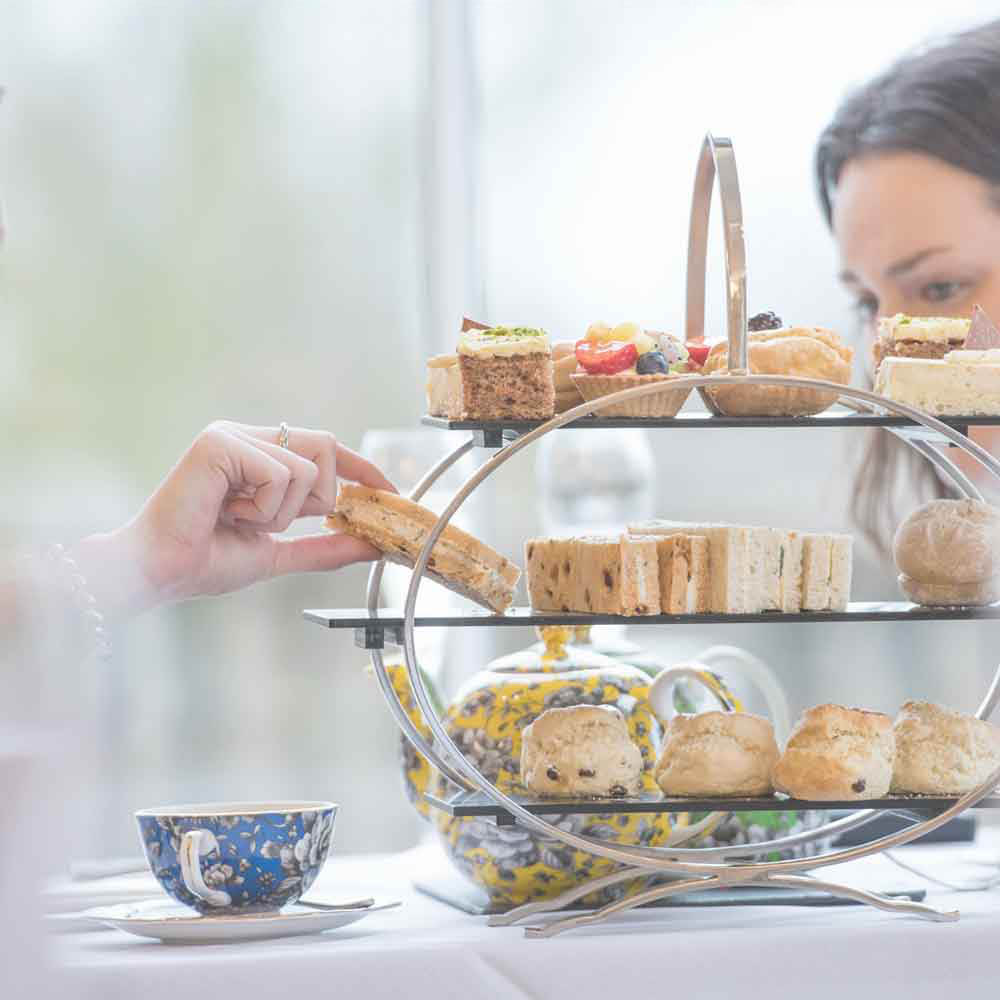 Stay with Afternoon Tea gift voucher