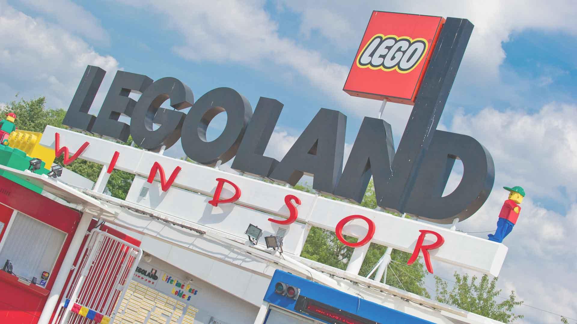 Local attractions Legoland