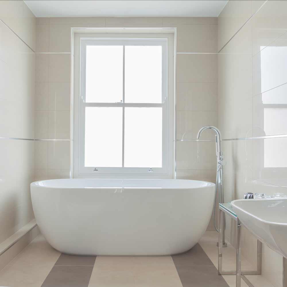 Feature Room bathroom