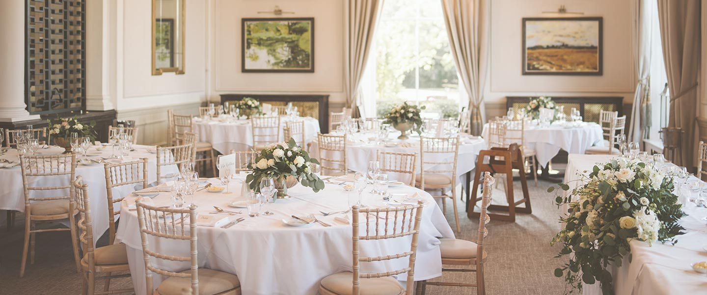 Oatlands Park Hotel wedding venue