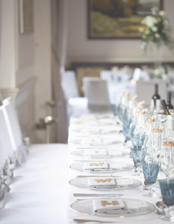 Wedding breakfast Surrey