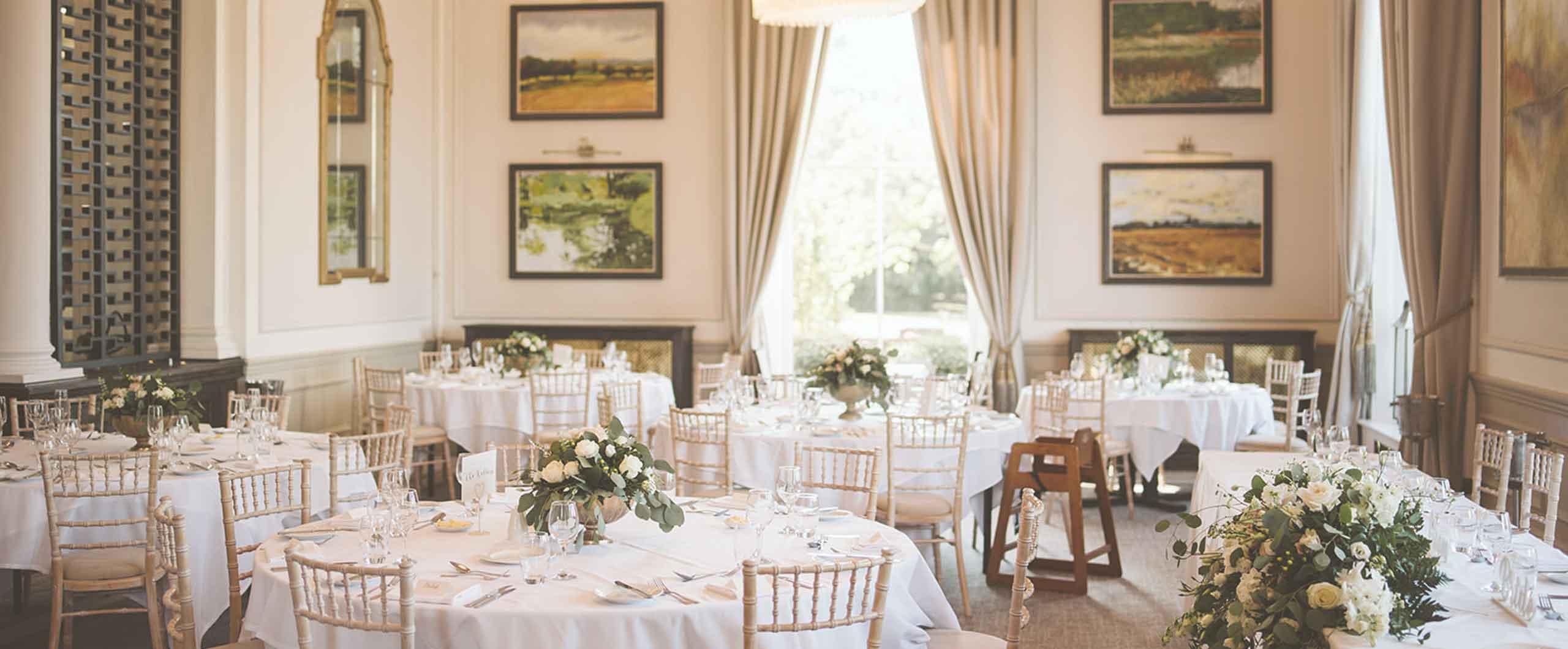 Wedding reception venue Surrey