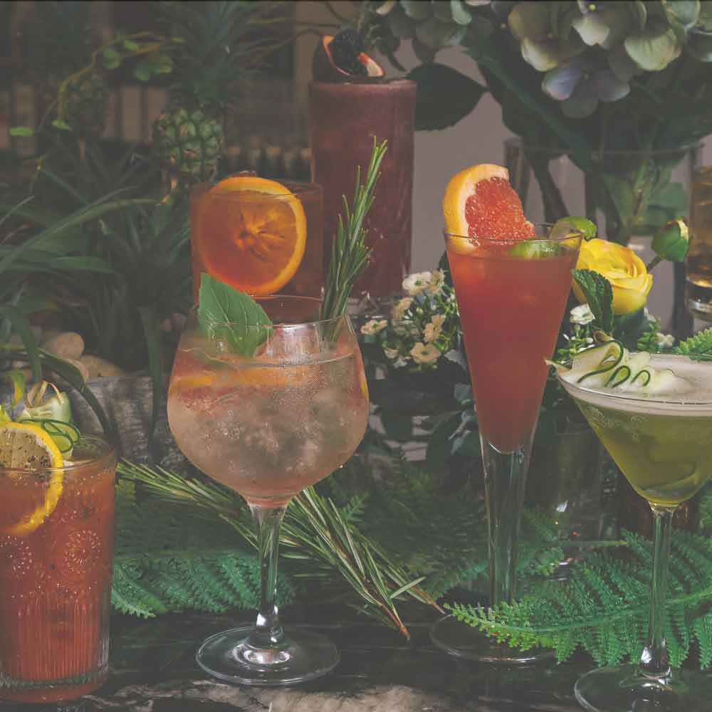 Weybridge Restaurant cocktails