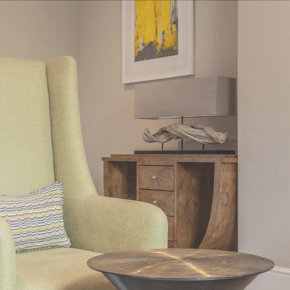Oatlands park hotel feature room