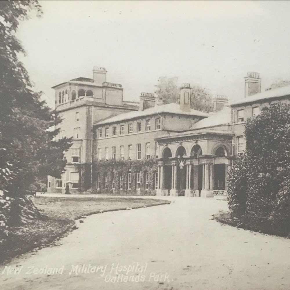Oatlands Park Hotel History WW1