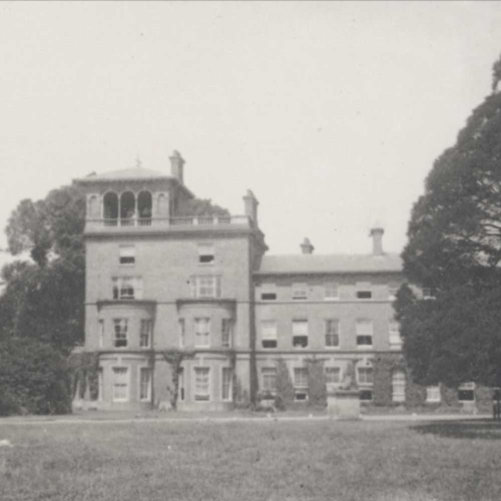 Oatlands Park Hotel history