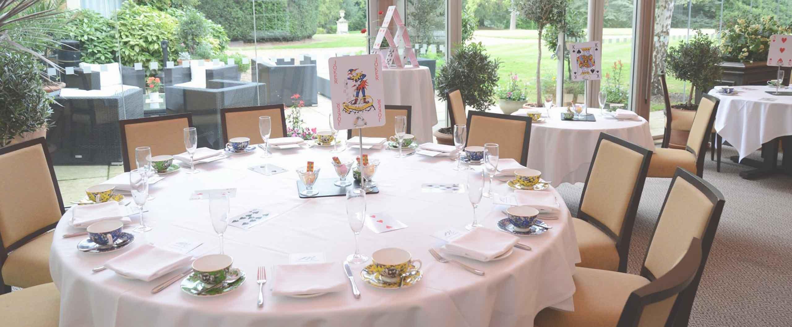 Party venue Surrey