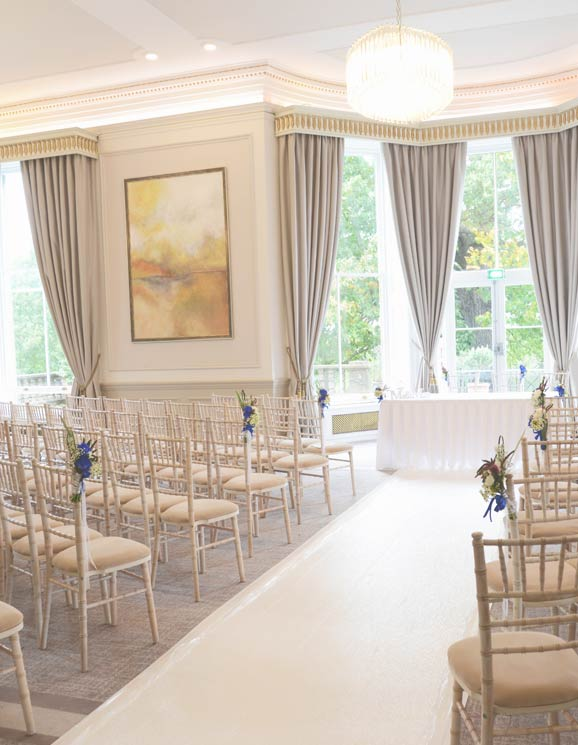 Weddings in the Mulberry Suite
