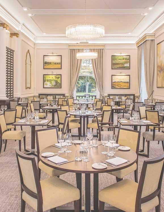 The Mulberry Weybridge restaurant