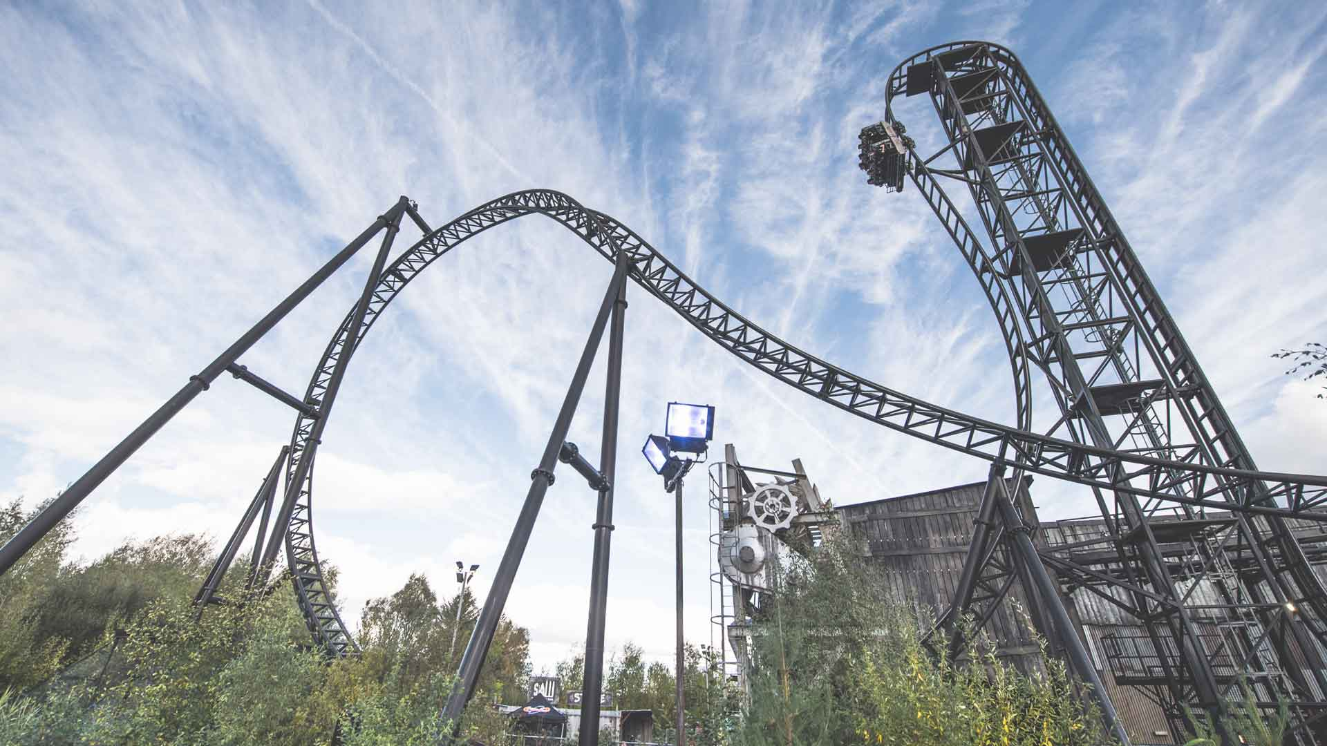 Local attraction Thorpe Park