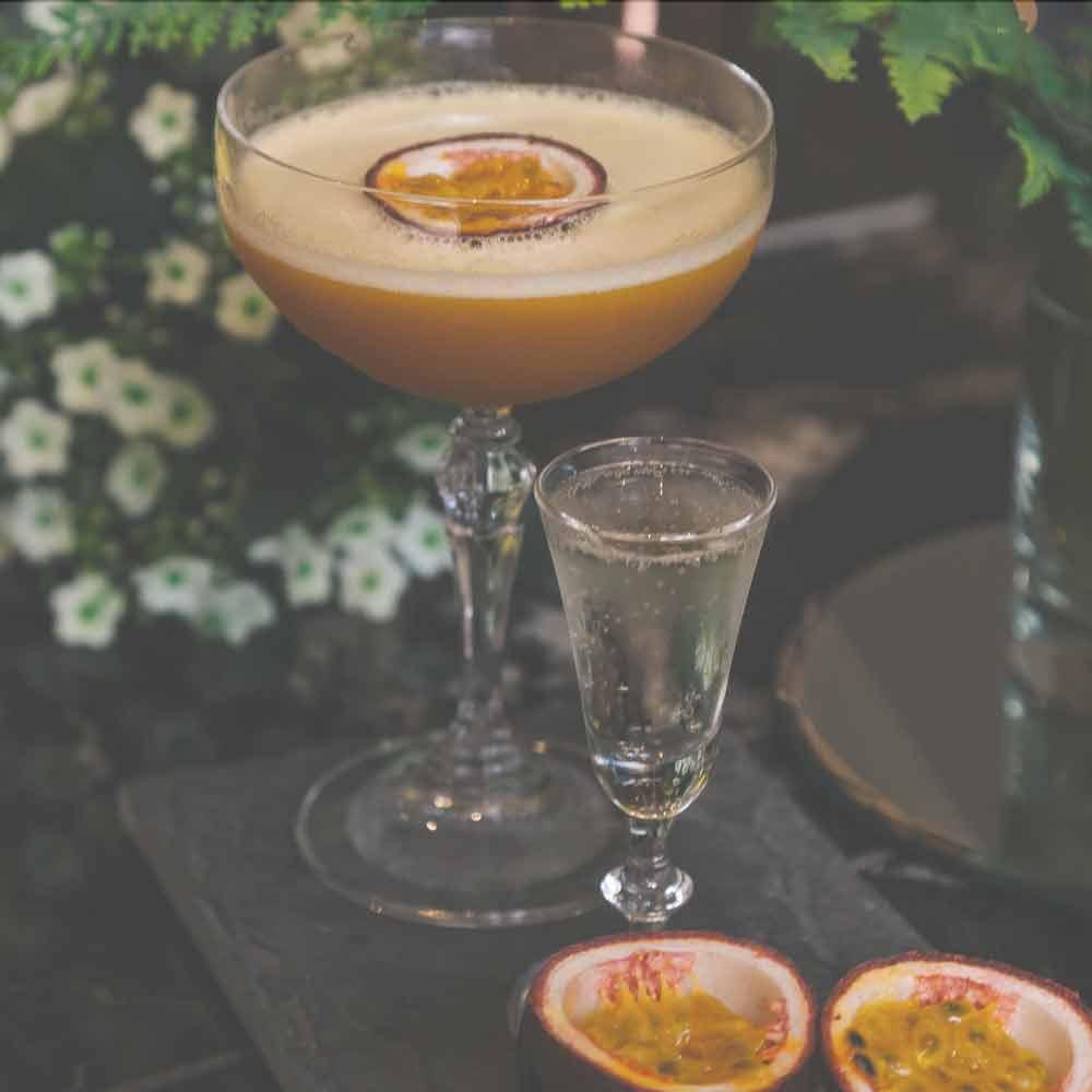 Bar 1509 passion fruit martini