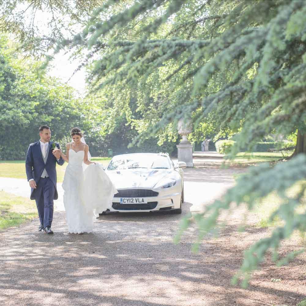 Exclusive use wedding venue surrey