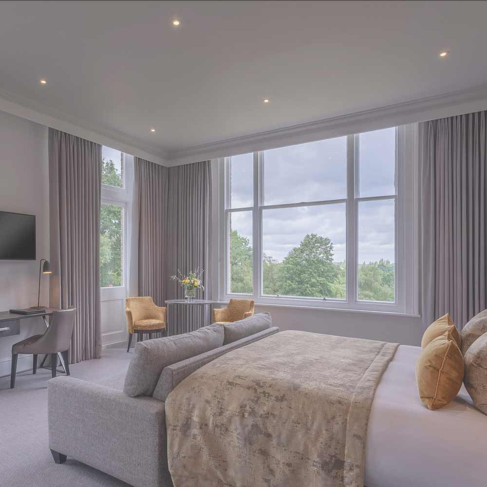 Stay in a Feature Room