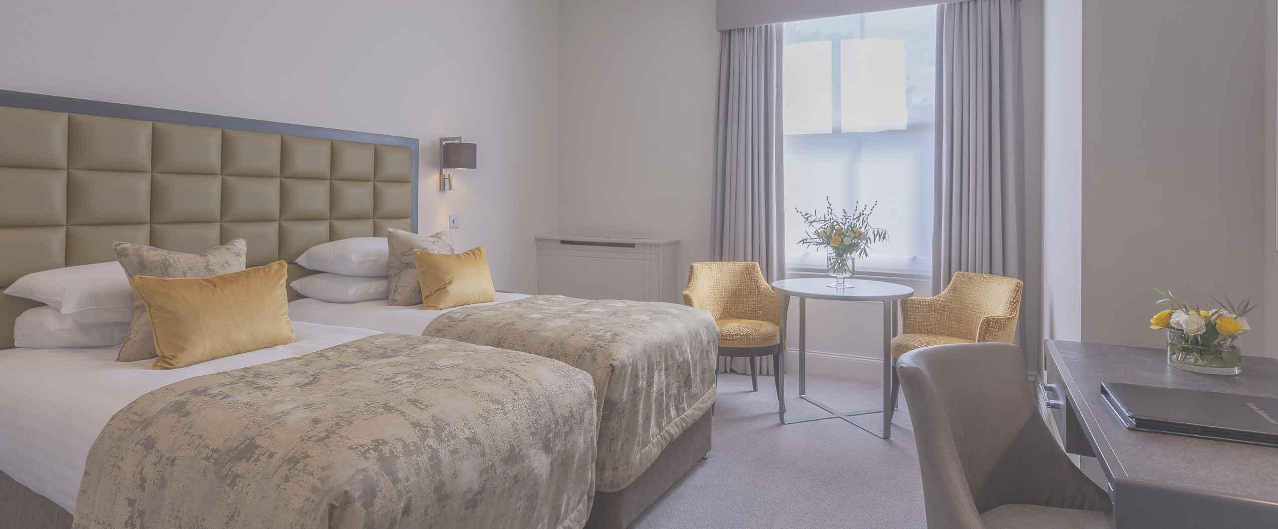 Oatlands park hotel executive room