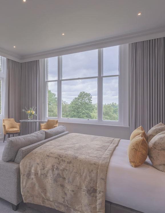 Stay at Oatlands Park Hotel
