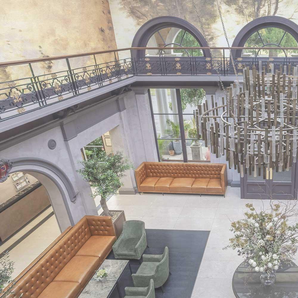 Exclusive use hotel venue