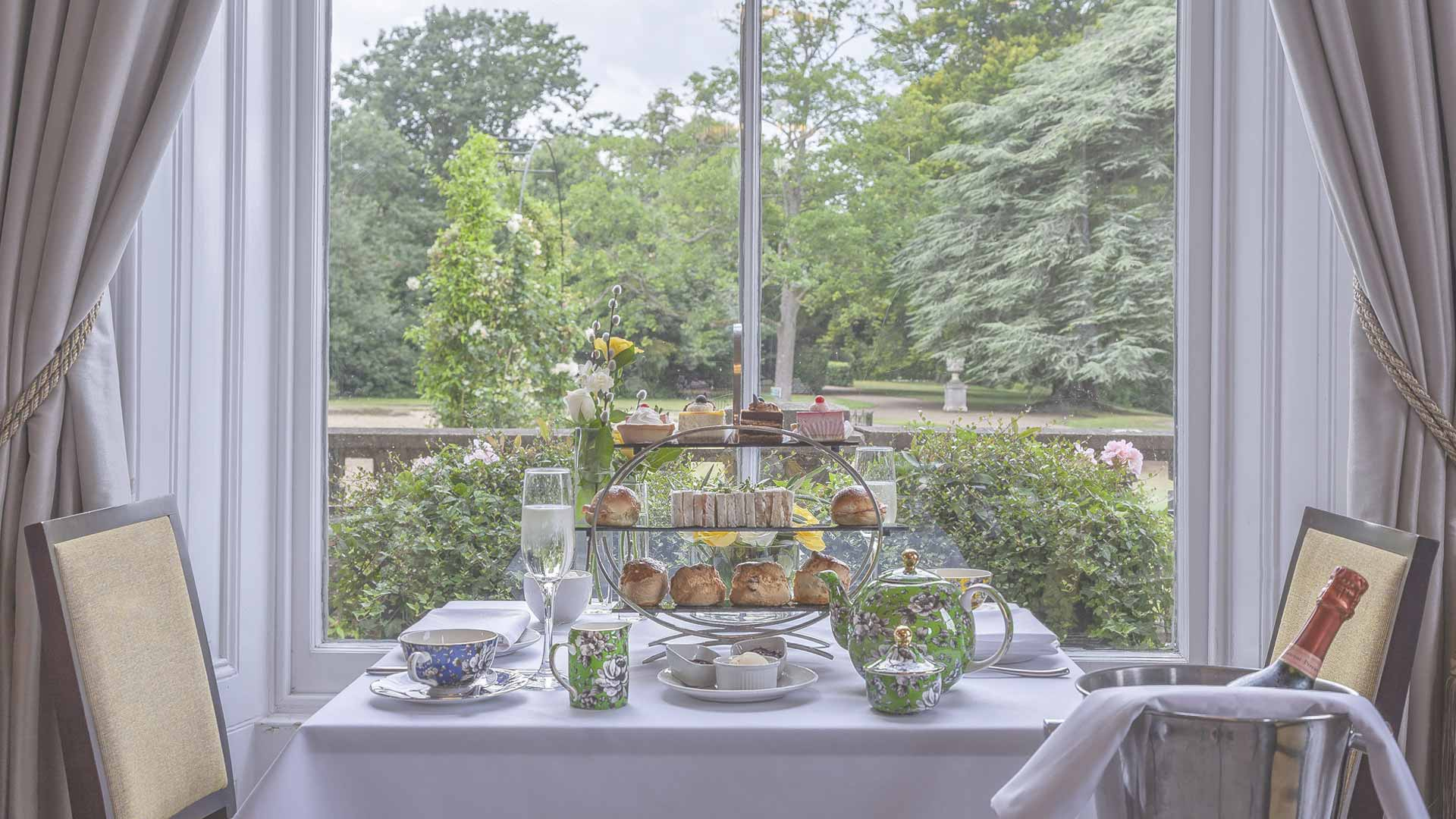 One night Stay and afternoon tea