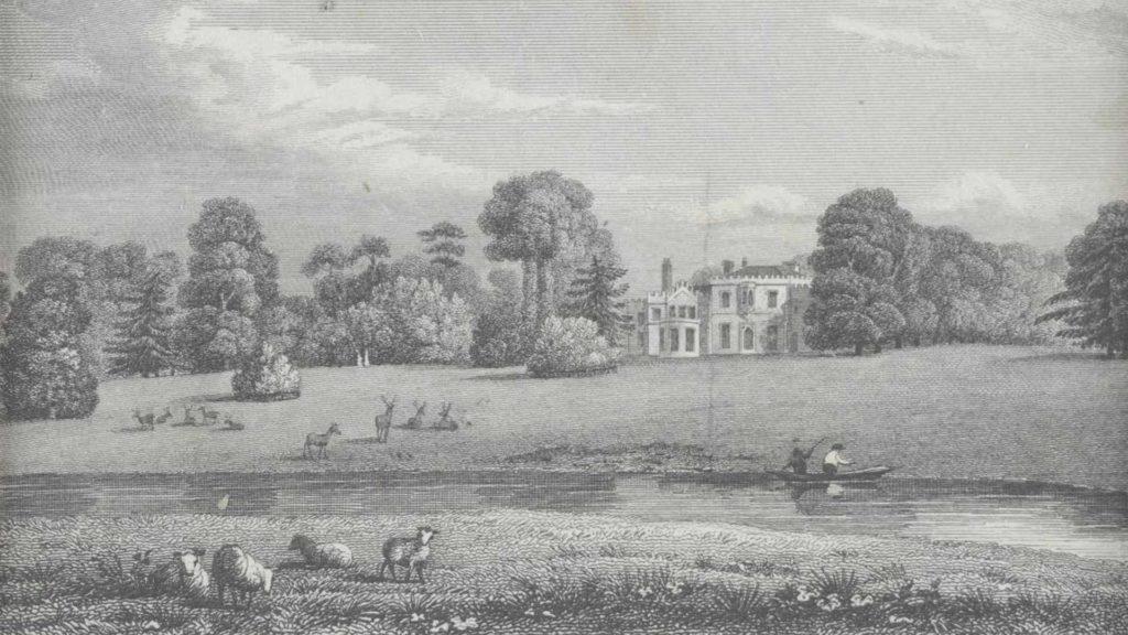 Oatlands Mansion