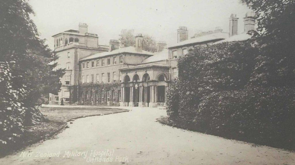 Oatlands Hotel WW1 Hospital