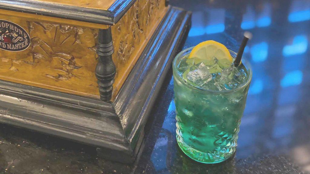 Oatlands Royale cocktail