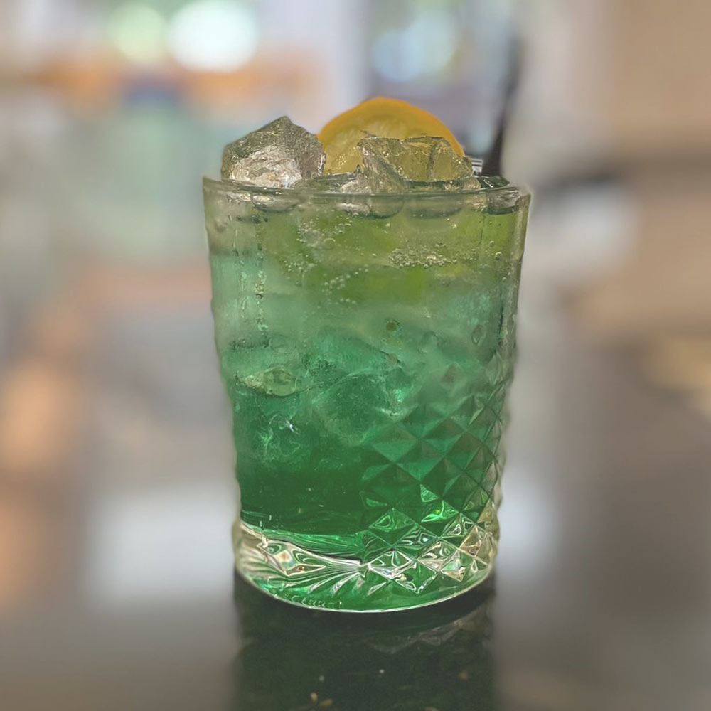 Celebrating 165 years cocktail